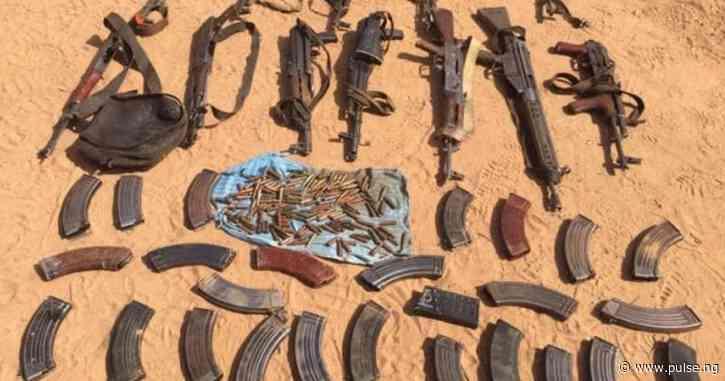 2,000 repentant bandits surrender weapons to Zamfara Govt.