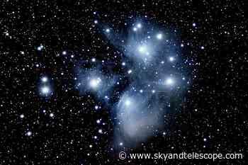 Subaru – The Pleiades