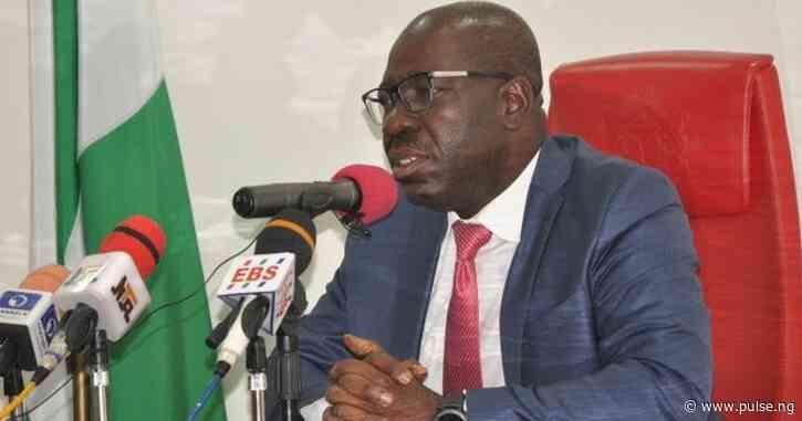 Obaseki cautions intending christian pilgrims against absconding