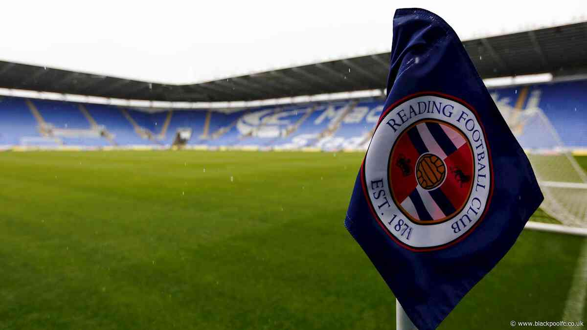 Date & Prices Confirmed For Reading Tie
