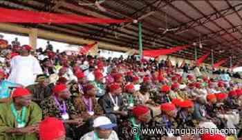 Igbo leaders demand presidency in 2023