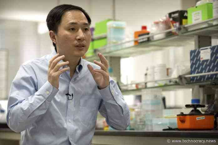 Scientists Cite 'Unintended Mutations' In Chinese GMO Baby