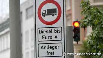 Umwelt: Stickoxid: Hamburgs Dieselfahrern drohen weitere Fahrverbote