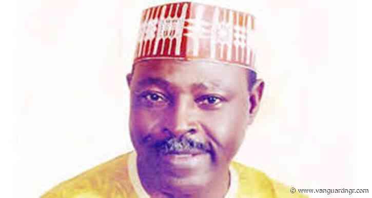 Embattled Plateau PDP Chairman, Sango resigns