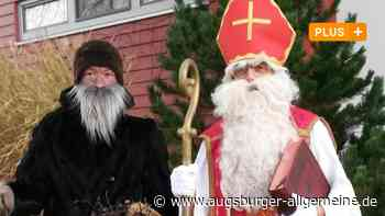 Wenn der Nikolaus aus Pflugdorf anklopft