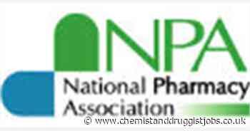 National Pharmacy Association: Advice and Support Technician - St Albans