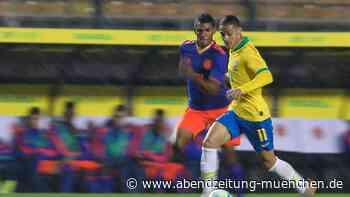 Aktuelle Gerüchte und Transfers: Transfer-News zum FC Bayern: Brasilien-Talent Antony ein Thema in München?