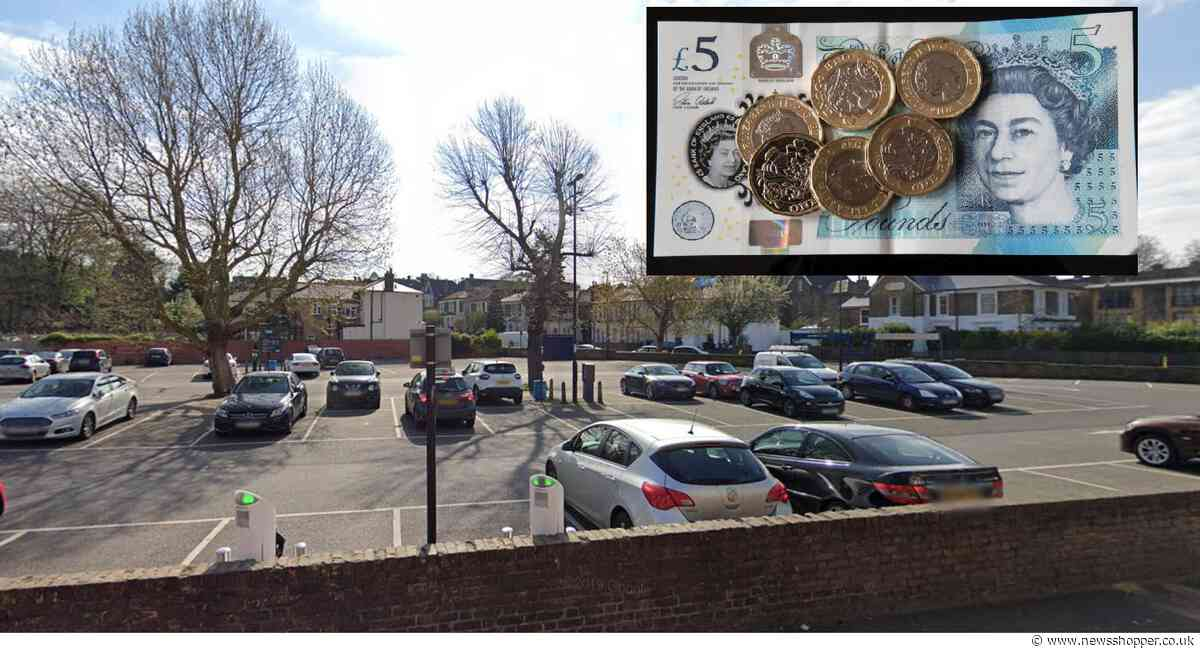 Proposed pay and display parking charges should go up 'even more' inLewisham