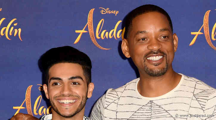 Will Smith Reacts to Co-Star Mena Massoud Not Getting a Single Audition Since 'Aladdin'