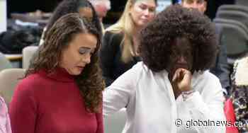 UntitlVSB discusses anti-racism motion at emotional meetinged