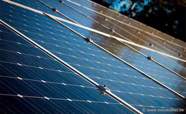 Twee gemeentegebouwen geschikt voor zonnepanelen