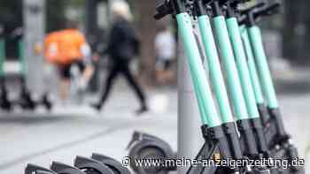 Generalstreik in Frankreich:Extinction Rebellion sabotieren E-Scooter