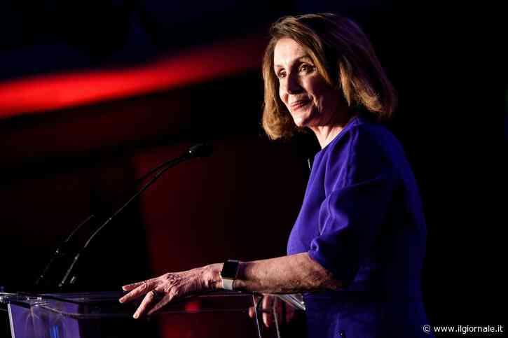 Impeachment, Pelosi formula l'atto di accusa contro Trump