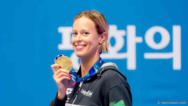 5 Swimmers Among 30 Athletes Nominated for IOC Athletes' Commission
