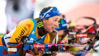 Biathlon im Liveticker: Preuß und Herrmann kämpfen um Top-Platzierung