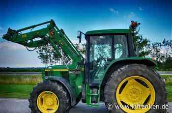 Darf ich mit dem Traktor auf der Autobahn fahren?