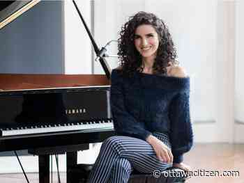 Laila Biali primed to make festive music with the Central Band of the Canadian Armed Forces