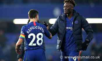 Cesar Azpilicueta says Tammy Abraham is 'more than just goals'