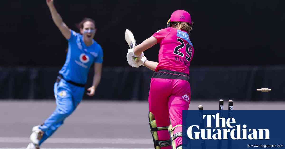 'The full shebang': WBBL goes from strength to strength as finals loom | Megan Schutt