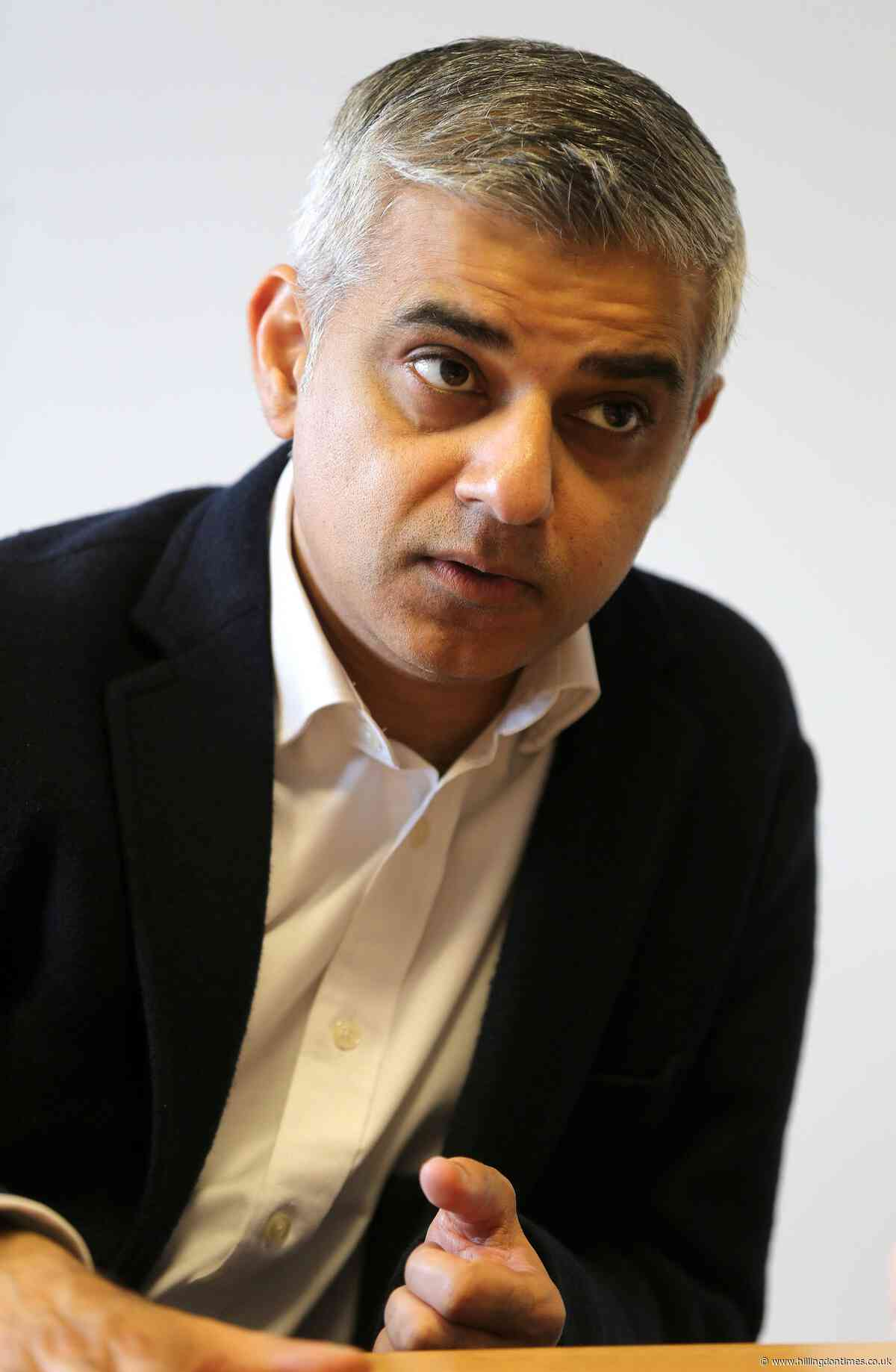 "Sadiq Khan should ""review"" fare freeze, think tank claims"