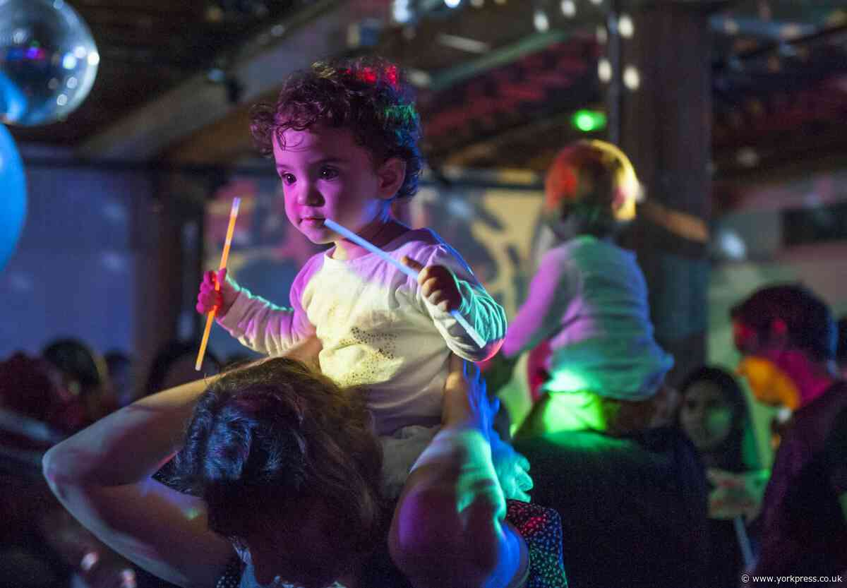Circus-themed rave for CHILDREN is coming to York
