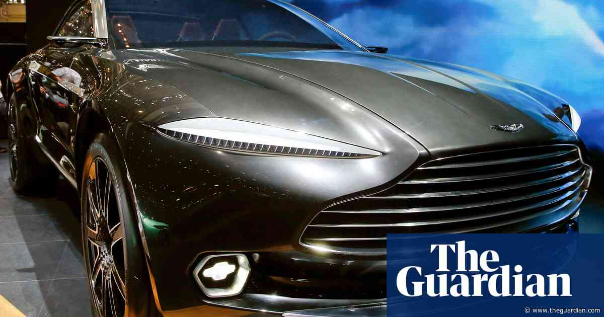 Aston Martin shares accelerate on talk of bid by F1 billionaire