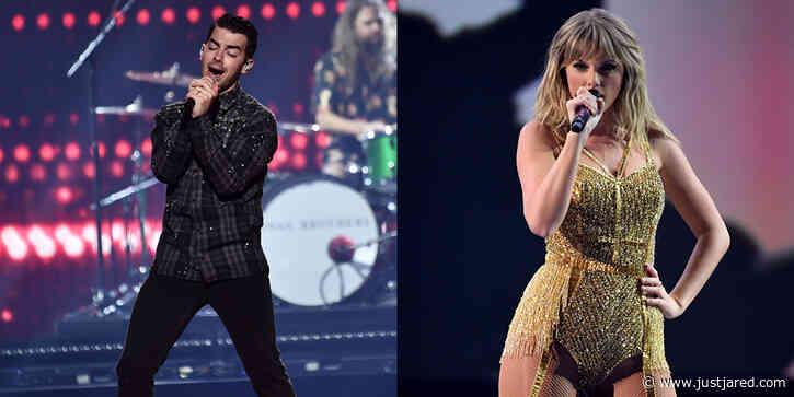 Joe Jonas Sings Ex-Girlfriend Taylor Swift's 'Lover' With a Funny Twist! (Video)