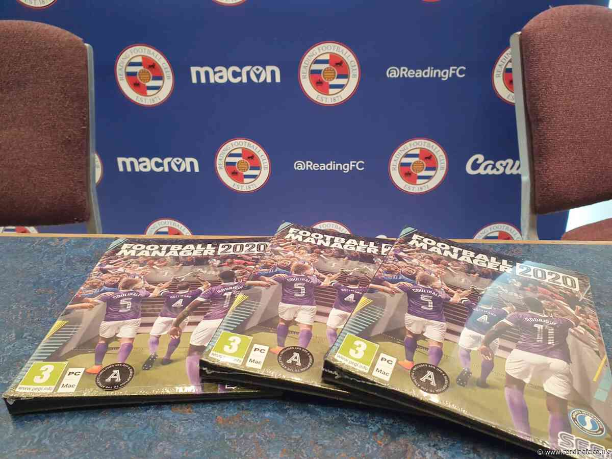 Chance to win a copy of Football Manager inside The Royal this weekend