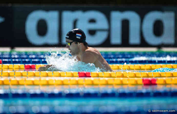 Kamminga & Persson Notch National Records To Land On 200 Breast Podium