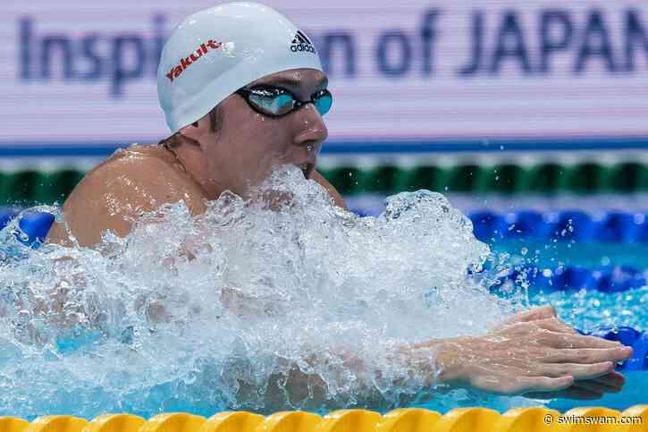 Kurzbahn-EM: Marco Koch holt sich die Bronzemedaille