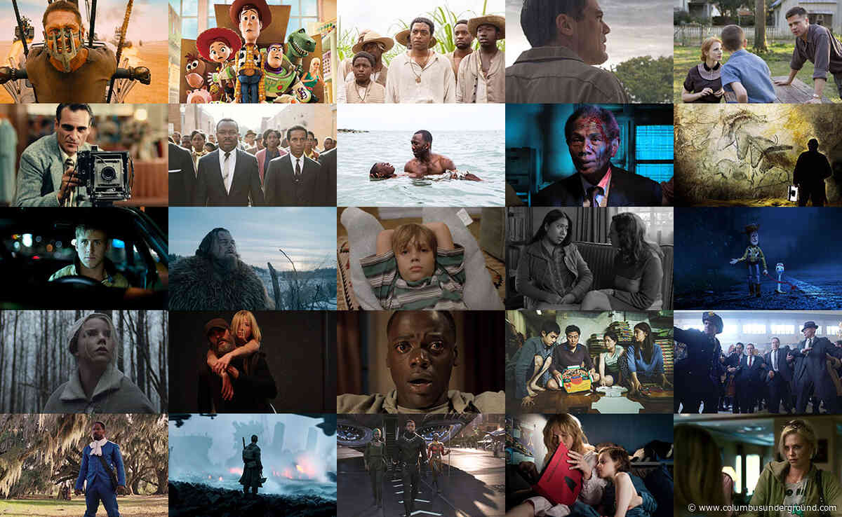 25 Best Movies of the Decade
