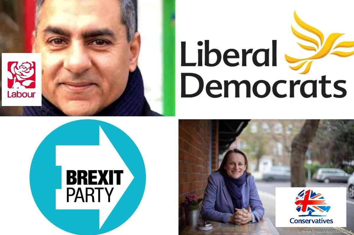 Here are your General Election candidates for Twickenham