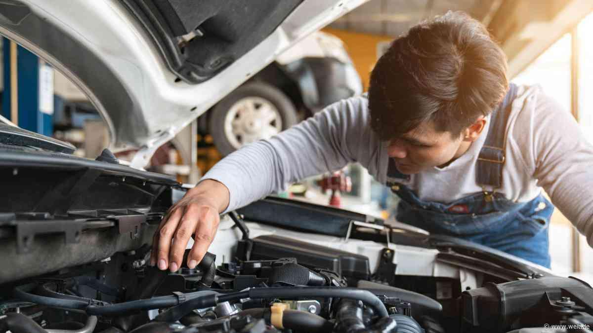 """""""Die Automobilwirtschaft hat sich zum Motor des Abschwungs entwickelt"""""""