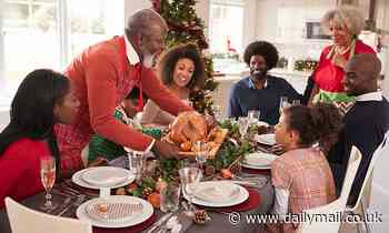 Americans cannot spend FOUR hours with family during the holidays, study finds