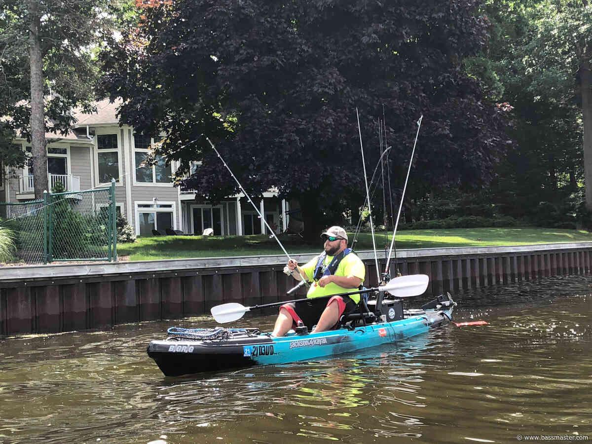 How kayak bass Tournaments work