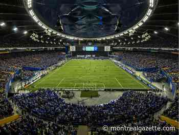 Impact to host Champions League match, MLS opener at Olympic Stadium