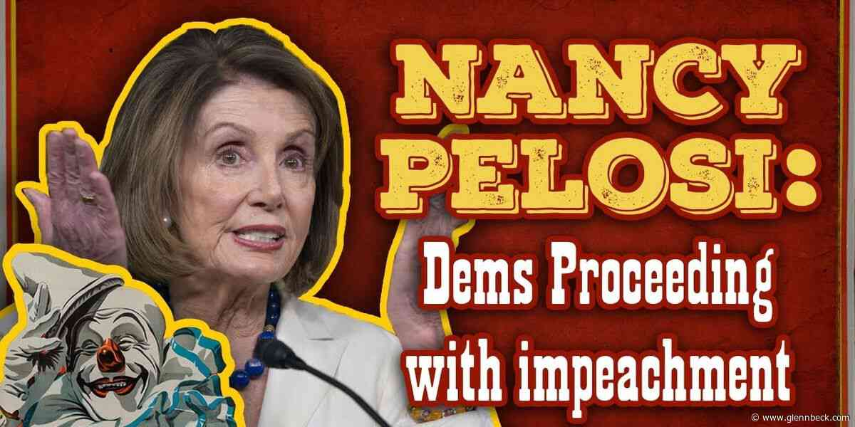 Nancy Pelosi's LEAST sincere presser ever will make your eyes EXPLODE