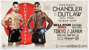 Sidney Outlaw Replaces Benson Henderson Against Michael Chandler at Bellator Japan