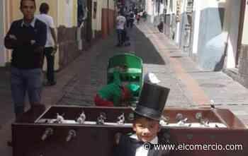 Helados de canelazo se ofrecerán en el barrio La Ronda por las fiestas de Quito