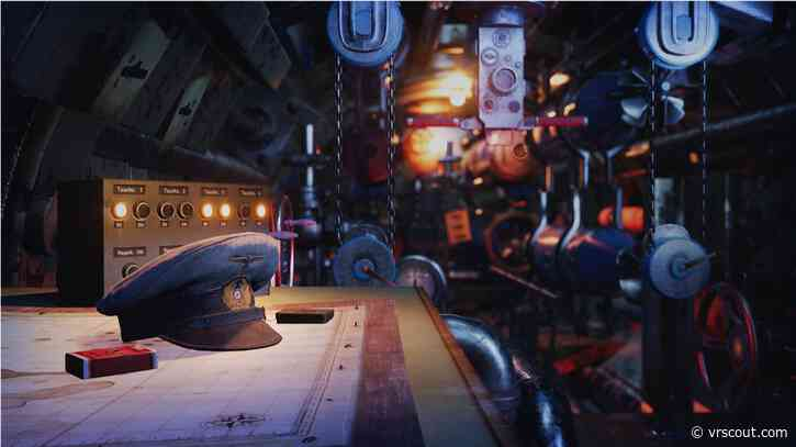 Das Boot VR Arena Experience Has You Taking Control Of A WWII U-Boat