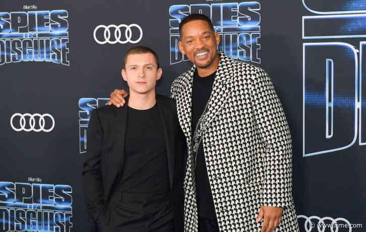 Tom Holland and Will Smith never met once across two years of making a film together