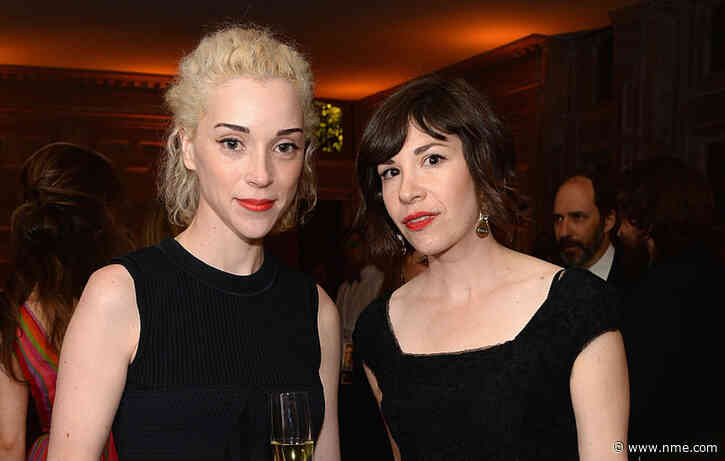 St. Vincent and Carrie Brownstein's 'The Nowhere Inn' film will premiere at Sundance 2020