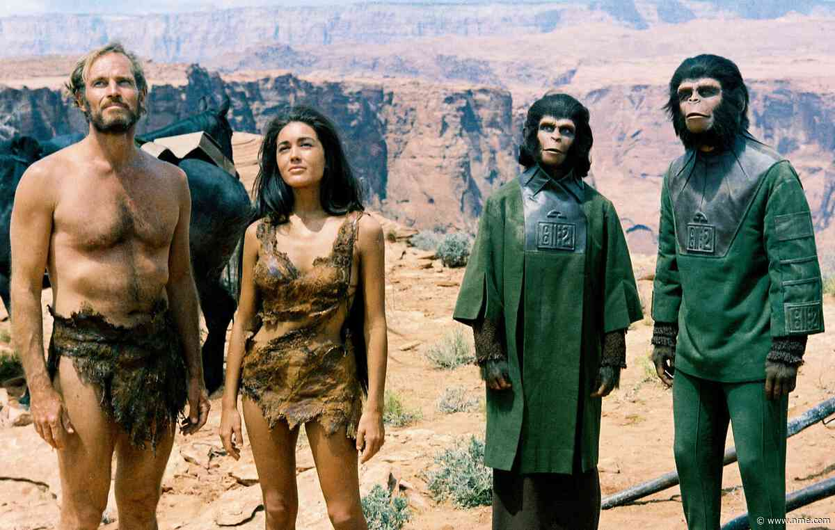 New 'Planet of the Apes' movie on the way with 'Maze Runner' director Wes Ball
