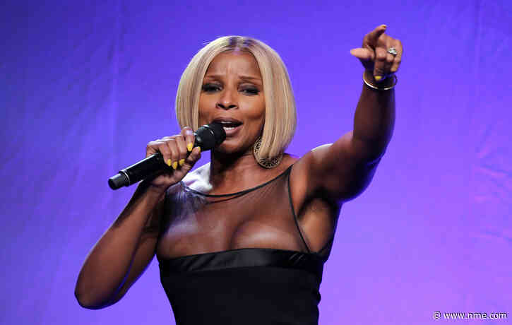 Mary J. Blige documentary produced by Diddy coming to Amazon