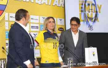 Emily Lima asumió como entrenadora de las selecciones femeninas de Ecuador