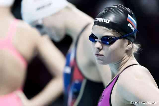 Maria Kameneva Breaks Ten Year-Old Russian Record in 100 Back (SCM)