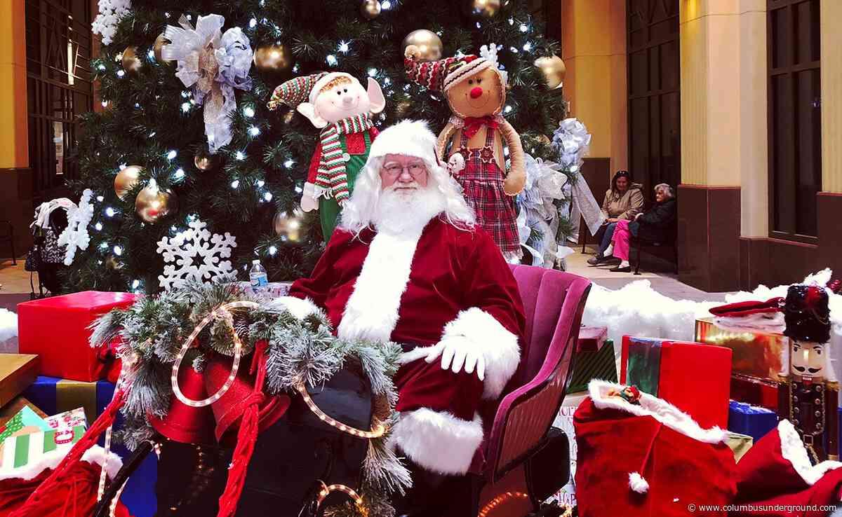 Mega Weekend – Lazarus Santa, Lights, Winterfest, It's Lit, Actually, Shopping & More!