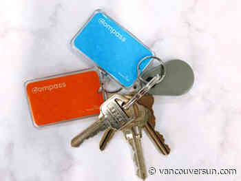TransLink releases a Compass Card for your keychain