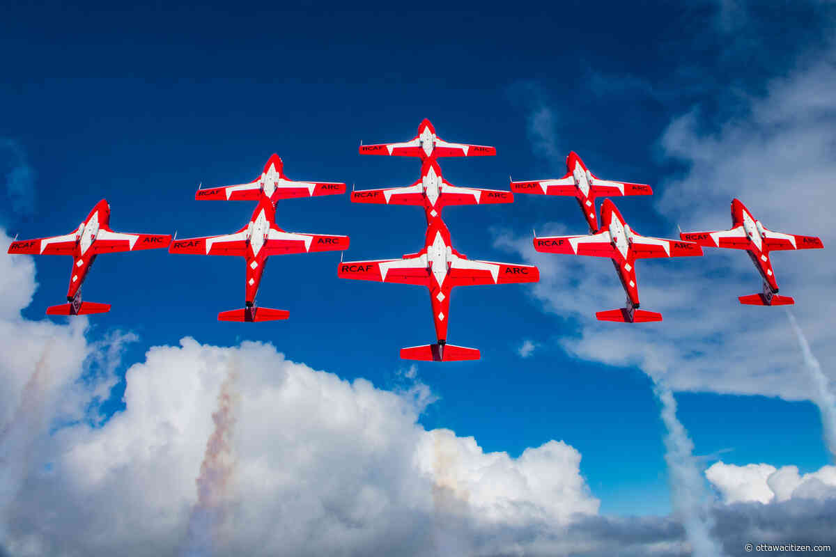 Canadian Forces Snowbirds back to full operations, military says