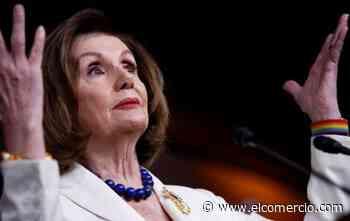 La demócrata Nancy Pelosi se ofende por pregunta sobre si odia a Donald Trump y él se mofa de ella